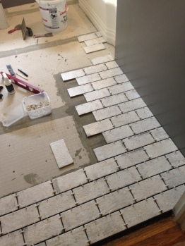 Ceramic Brick Floors