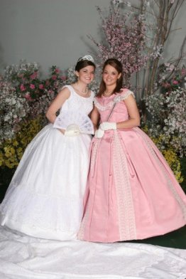 Royals at Pageant March 2007