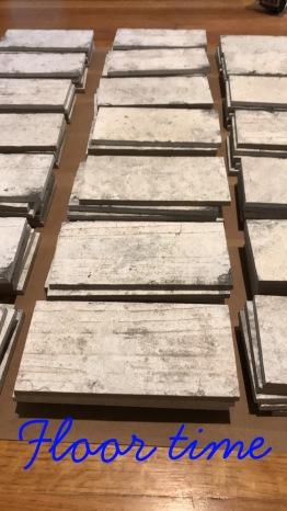 So many little tiles