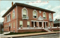 The Prentiss Club courtesy of the Historic Natchez Foundation