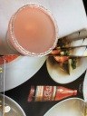 """Pink Champagne Margaritas from June's """"Small Town Chefs"""""""