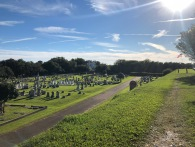 A cemetery tour? Why not.