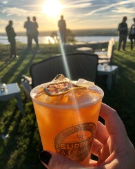 The best cocktail on either side of the Mississippi.